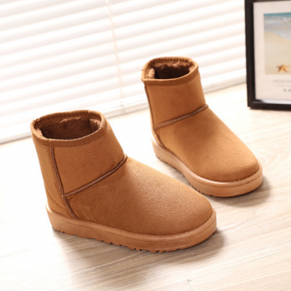 Winter Flat Short Ugg Boots