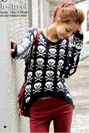 Women's Fashion Bottoming Sweaters