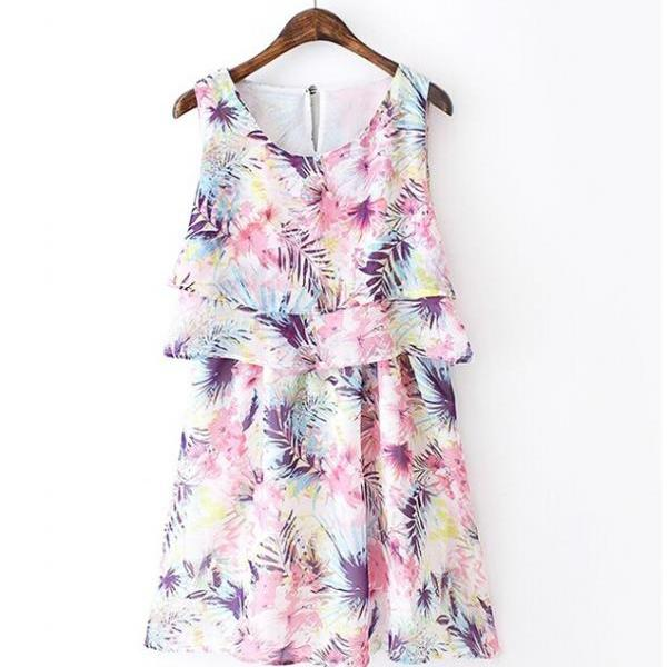 New Arrival Printing Summer Dress